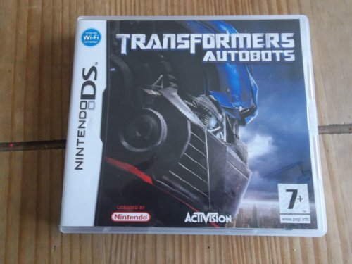 Transformers: The Game - Autobots (Nintendo DS) [import anglais]