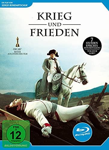 Krieg und Frieden (Special Edition) (inkl. Bonus-DVD) [Blu-ray]