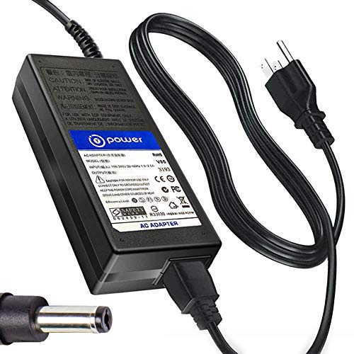 T-Power (12V) Ac Adapter Charger Compatible with Symbol crd9000, crd3000, crd9500, crd7000, crd7x00, crd5500, crd4000, mc9090, mc9060, mc9190-g, mc9200, Motorola Slot Barcode Scanner Power Supply