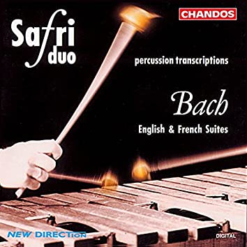 J.S. Bach: English & French Suites