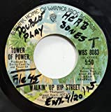 Tower of Power 45 RPM Walkin up hip street / Willing to learn