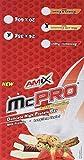 Amix Mcpro Protein Bar 20*60 Gr Cookie-Crema 1200 g