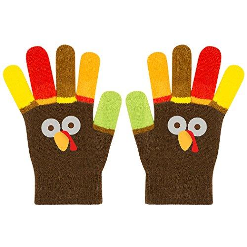 Run Now Gobble Later Turkey Running Gloves | Running Gloves by Gone For a Run