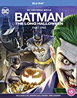 Batman: The Long Halloween Part 1 [Blu-ray] [2021] [Region Free]