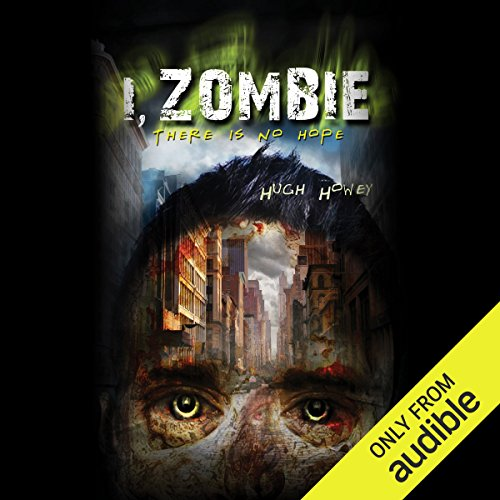 I, Zombie audiobook cover art