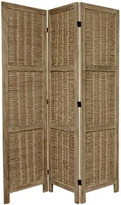 Amazoncom Oriental Furniture 5 12 Ft Tall Bamboo Matchstick