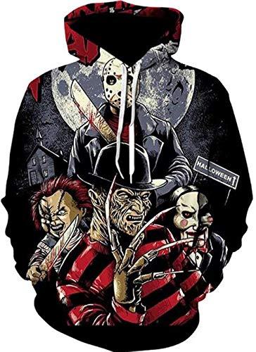 Votovcom Harry kauft Halloween Holiday New Horror Boys Spielen W8 Hoodie Kostüm