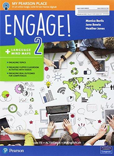 Engage! Ediz. mylab. Per le Scuole superiori. Con e-book. Con 2 espansioni online [Lingua inglese]