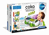 Clementoni 59121 Galileo Science – Coding Lab COKO, programmierbares Roboterkrokodil, elektronisches Lernspiel, Wissenschaft fürs Kinderzimmer, Spielzeug für Kinder ab 3 Jahren