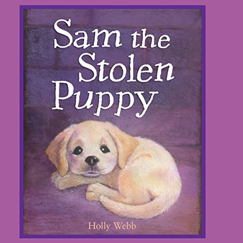 Sam the Stolen Puppy audiobook cover art