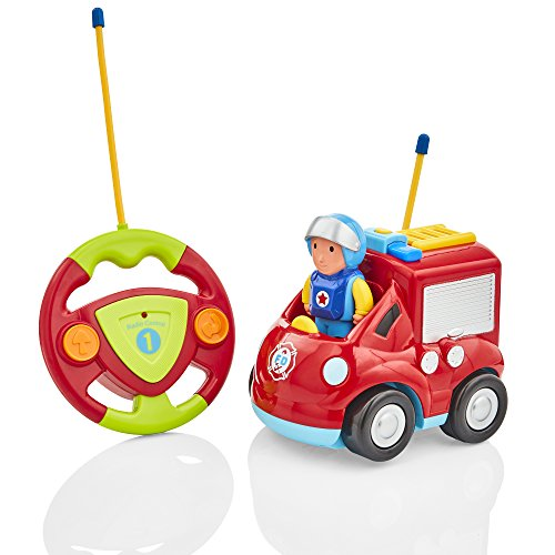 Tippi Mein erstes Fernsteuerungs-Feuerwehrauto