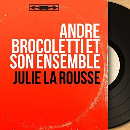 André Brocoletti et son ensemble
