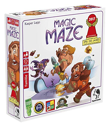Pegasus spel 57200G - Magic Maze