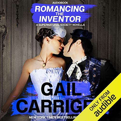 Romancing the Inventor cover art