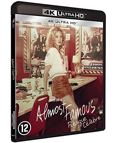 Almost Famous : Presque Celebre 4K [Blu-Ray]