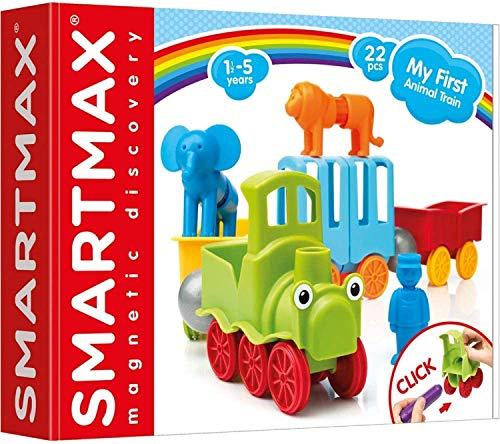 Smart Games-SMX410 My First Animal Train (Ludilo 249887)