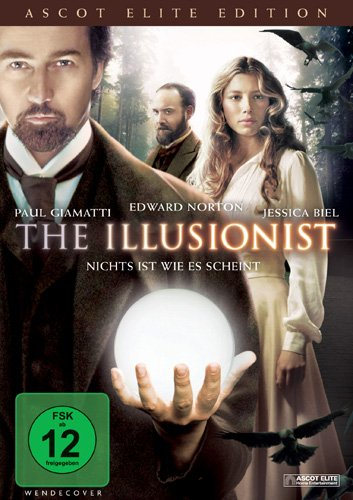 The Illusionist - Kaufversion im veredelten Stülper