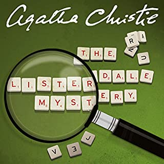 The Listerdale Mystery cover art