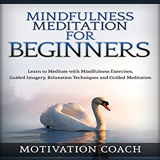 Mindfulness Meditation for Beginners cover art