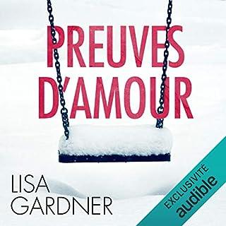 Page de couverture de Preuves d'amour
