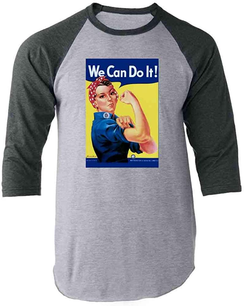 Pop Threads Rosie The Riveter We Can Do It Feminist