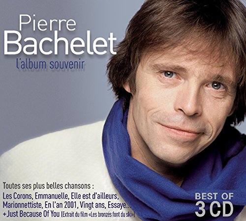 Best Of Pierre Bachelet : L\'Album souvenir (Coffret 3 CD)