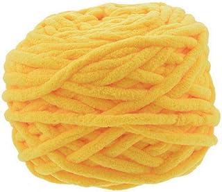 Boner Tricot Crochet Lait Doux Coton Laine Fil tricoté à la Main Fil Bricolage Chapeau Chandail Chapeau écharpe canapé Cou...