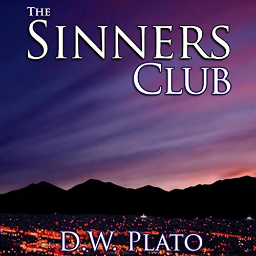 The Sinners' Club audiobook cover art