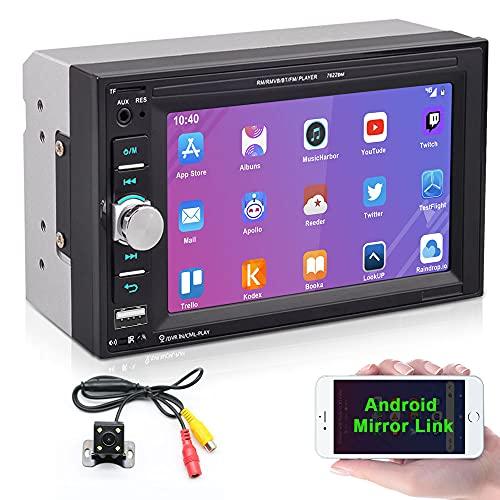 Camecho 2 din Car Multimedia Player…