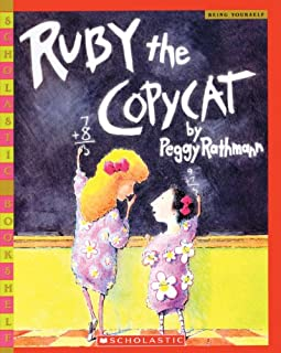 Ruby The Copycat (Turtleback School & Library Binding Edition) (Scholastic Bookshelf)