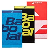 Babolat Serviette Tennis Padel (Blanche/Red Fluo)