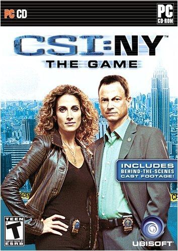 CSI: New York The Game