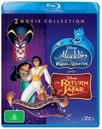 Aladdin: King Of Thieves / Return Of Jafar [Edizione: Stati Uniti]