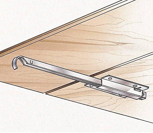 Table extension slide mechanism