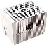 Venta Luftwäscher LW45 COMFORTPlus Luftbefeuchter und Luftreiniger für Räume bis 80 qm, brilliant...
