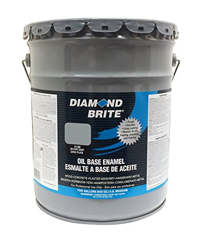Diamond Brite Paint 31200 5-Gallon Oil Base All Purpose...
