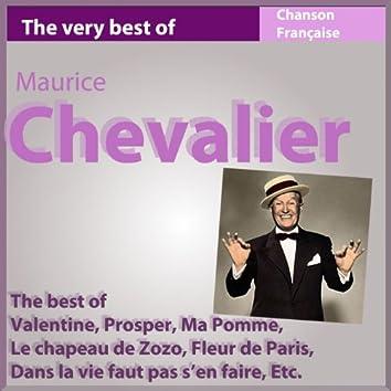 The Very Best of Maurice Chevalier: Anthologie 104 chansons (Les incontournables de la chanson française)