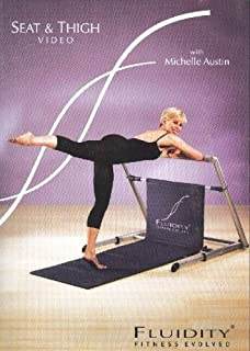 Fluidity Fitness Evolved: Seat & Thigh Video with Michelle Austin