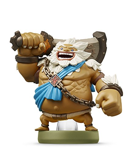 Amiibo Daruk - Legend of Zelda Breath of the Wild series Ver. [Switch / Wii U] [Japanese Import] [video game] …