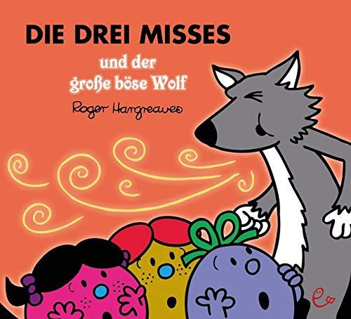 Die drei Misses und der große böse Wolf (Mr. Men und Little Miss)