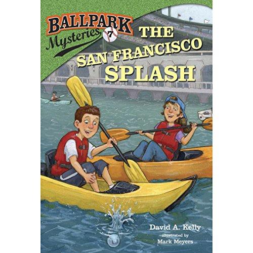 The San Francisco Splash audiobook cover art