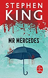 livre Mr Mercedes ( science fiction )