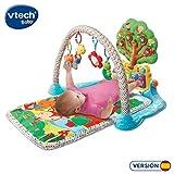 Vtech- Amigos En El Parque Manta de Juego Y Gimnasio Infantil, Multicolor, Talla Única (3480-190622) , color/modelo surtido