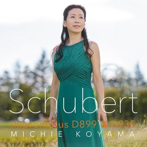 Schubert Improptus Op 90 Op 142 by Michie Koyama 2015 05 04 product image