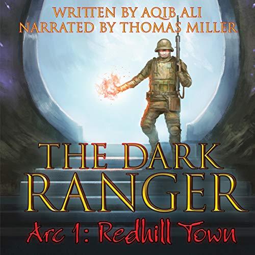 The Dark Ranger Arc 1: Redhill Town cover art