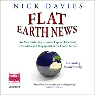 Flat Earth News cover art