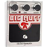 Electro-Harmonix USA Big Muff Big Muff Pi - Pedal de distorsión para guitarra, color...