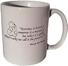 personalised winnie the pooh mug