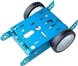 B Baosity 2WD Car Smart Car Chassis Inteligente Chasis De Coche Kit para Niños Educación Juguete