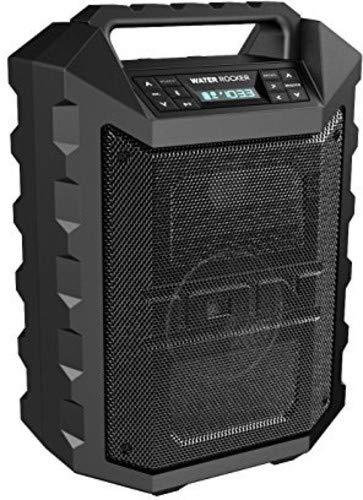 ION IPA90 Water Rocker IPX7 Waterproof Bluetooth 50 Watt Portable...